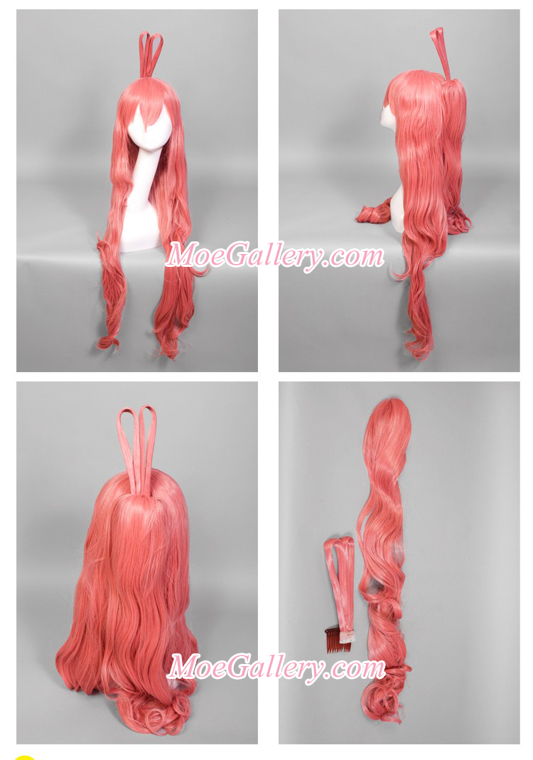 One Piece Ningyo Hime Cosplay Wig
