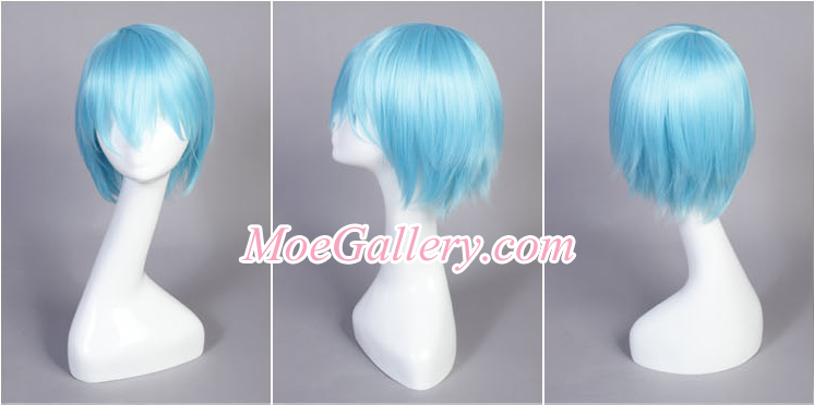 Touhou Project Cirno Cosplay Wig