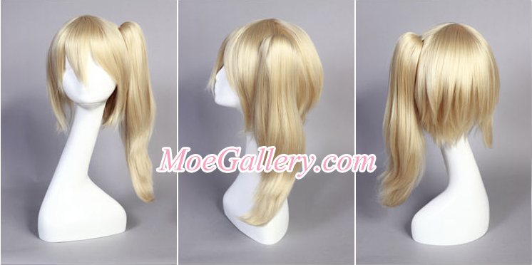 Touhou Project Flandre Scarlet Cosplay Wig