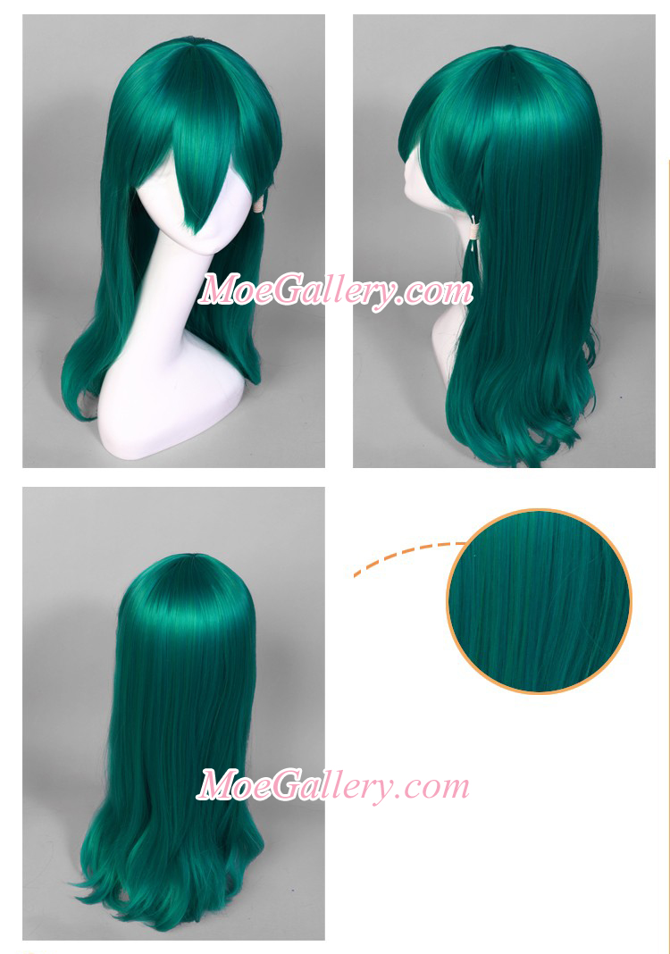 Touhou Project Kochiya Sanae Cosplay Wig