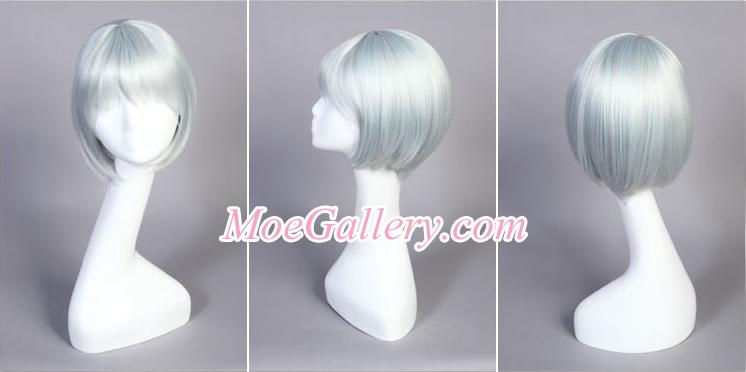 Touhou Project Youmu Konpaku Cosplay Wig 02