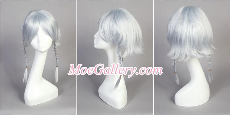 Touhou Project Sakuya Izayoi Cosplay Wig 02