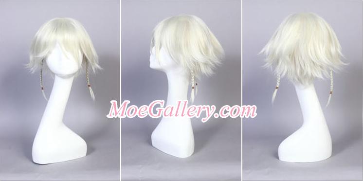 Touhou Project Sakuya Izayoi Cosplay Wig