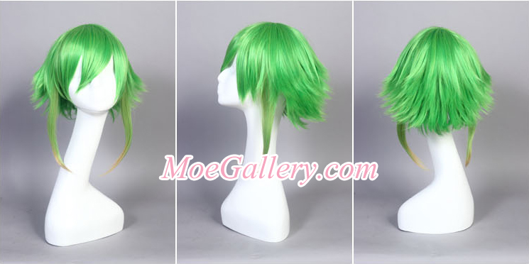 Vocaloid Gumi Camellia Cosplay Wig