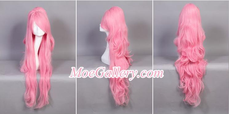 Vocaloid Megurine Luka Crimson Camellia Cosplay Wig