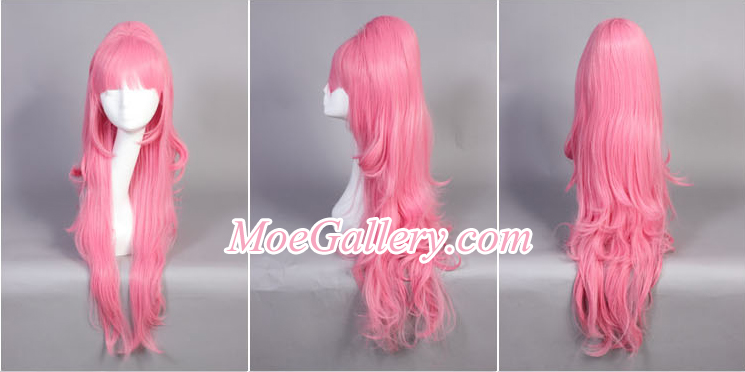 Vocaloid Megurine Luka Sandplay Singing of the Dragon Cosplay Wig