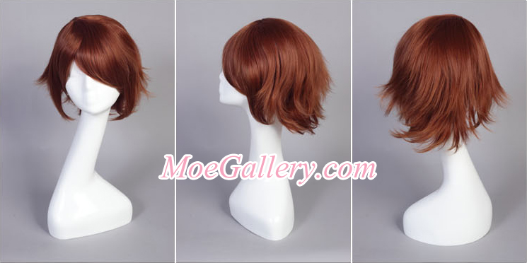 Vocaloid Meiko Sandplay Singing of the Dragon Cosplay Wig