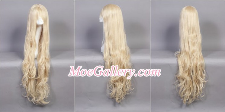 Vocaloid SeeU Cosplay Wig