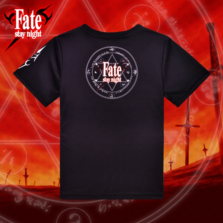 Fate Stay Night Fate Zero Saber Full Print T-Shirt