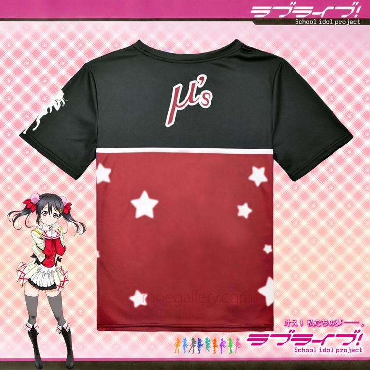 Love Live Yazawa Nico Full Print T-Shirt
