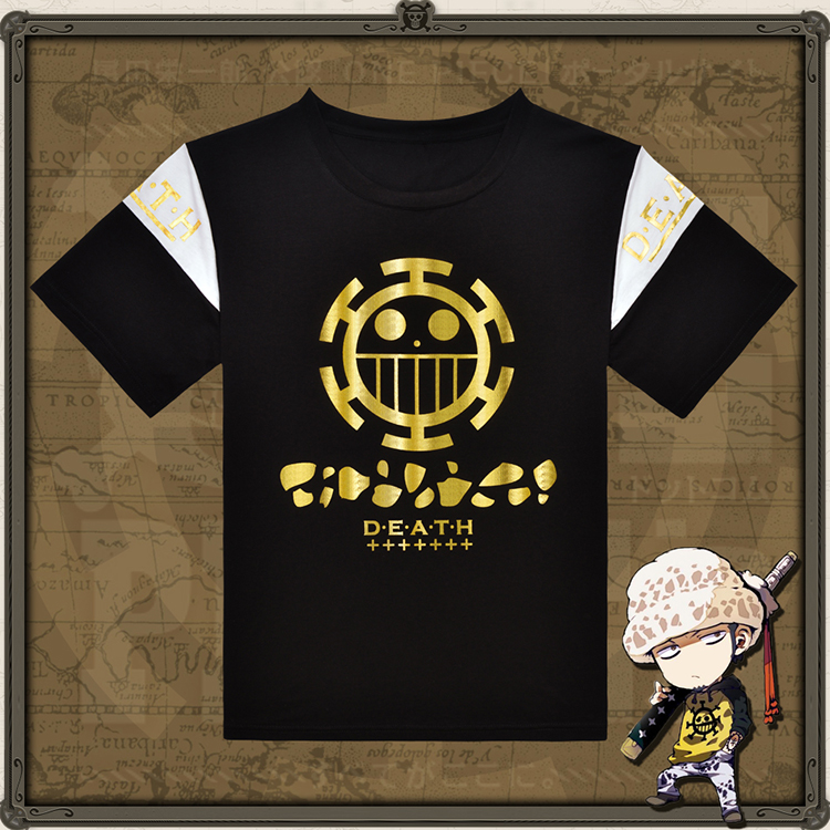 One Piece Trafalgar Law Anime Full Print T-Shirt