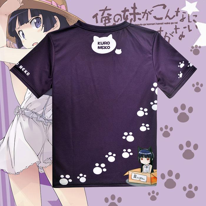 Oreimo Ruri Goko Full Print T-Shirt