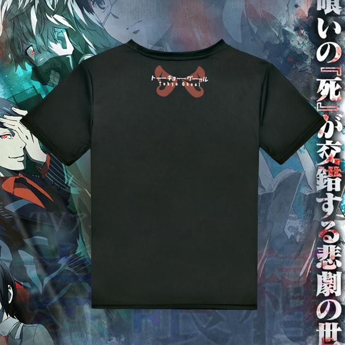 Tokyo Ghoul Ken Kanekia Anime Full Print T-Shirt