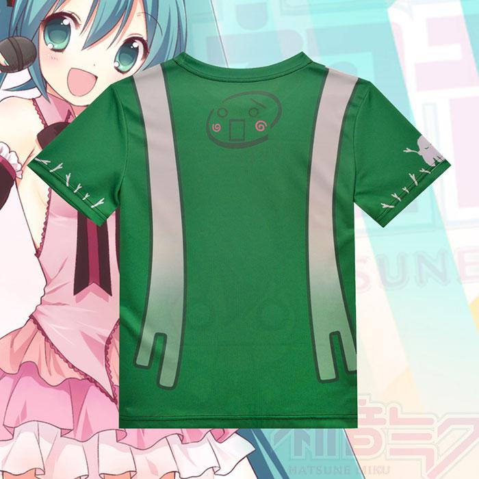 Vocaloid Hatsune Miku Full Print T-Shirt
