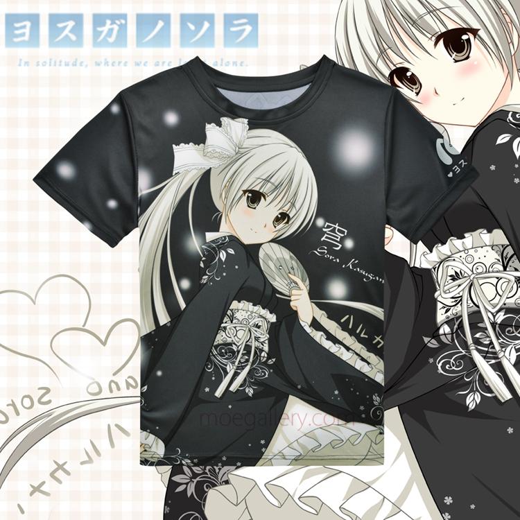 Yosuga No Sora Sora Kasugano Full Print T-Shirt