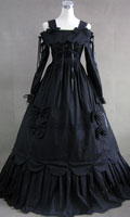 Southern Belle Gothic Lolita Gown Dress