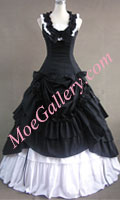 Southern Belle Lolita Ball Gown Black Dress