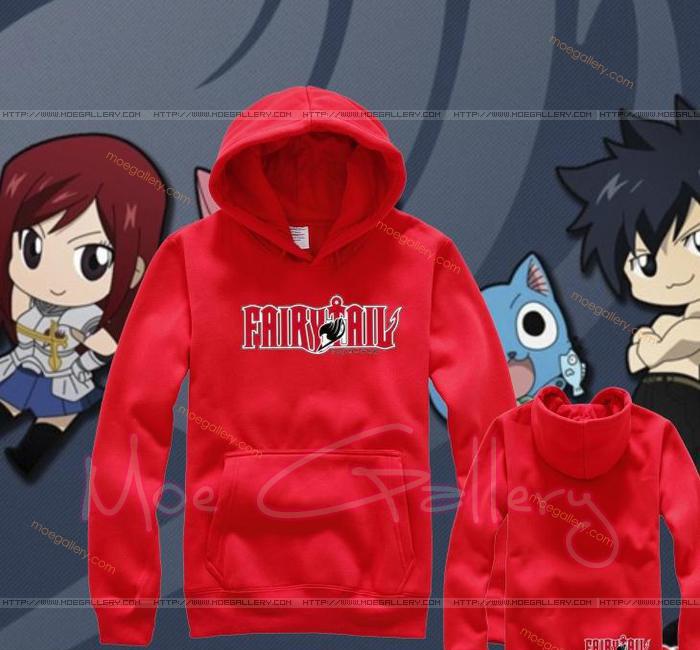 Fairy Tail Logo Hoodies 04
