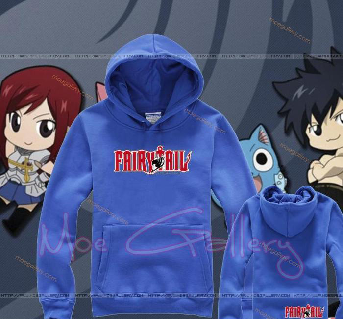 Fairy Tail Logo Hoodies 05