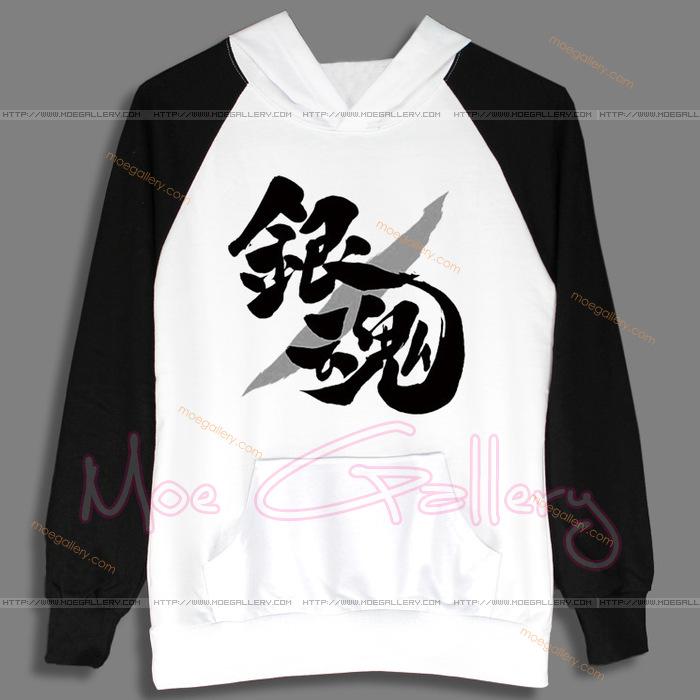 Gintama Logo Hoodies 01 Hoodies Gintama 20 49 99