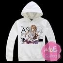 Sword Art Online Asuna Yuuki Hoodies 08