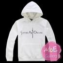 Sword Art Online Logo Hoodies 04