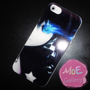 Black Rock Shooter BRS iPhone 5 Case 01