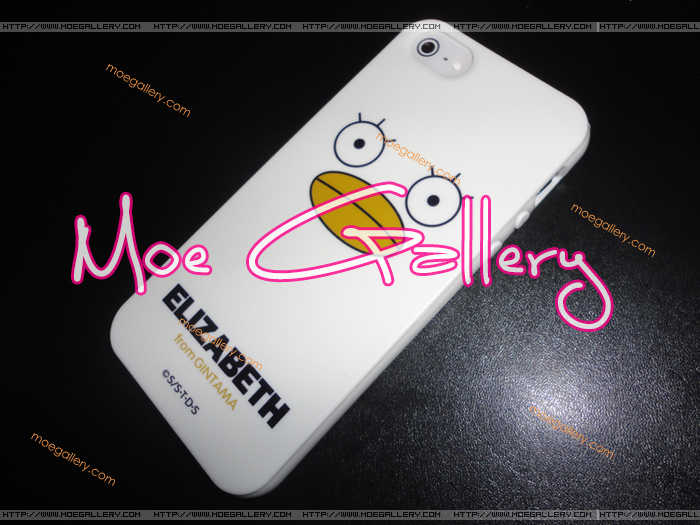 Gintama Elizabeth iPhone 5 Case 01