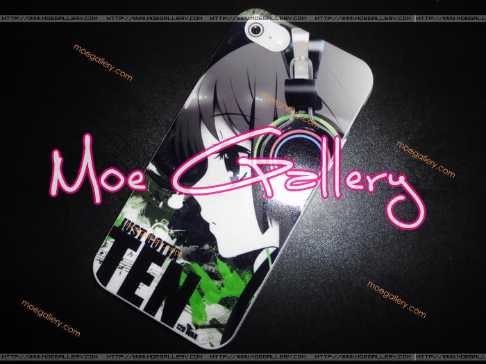 K-ON Mio Akiyama iPhone 5 Case 01