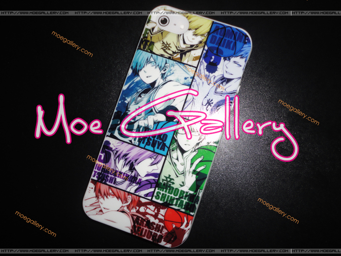 Kuroko's Basketball Generation of Miracles iPhone 5 Case 01