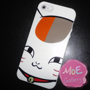 Natsume's Book of Friends Nyanko Sensei Madara iPhone 5 Case 01