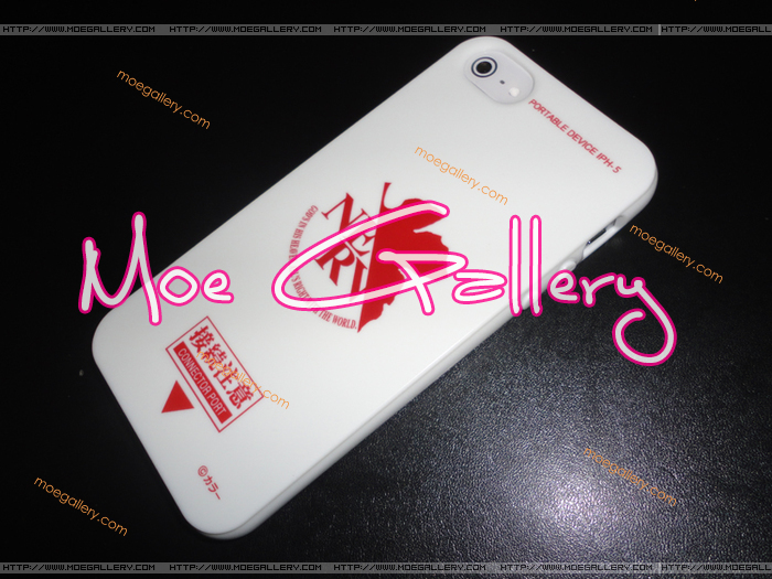 Neon Genesis Evangelion EVA NERV LOGO iPhone 5 Case 01