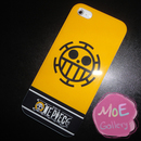 One Piece Trafalgar Law iPhone 5 Case 01
