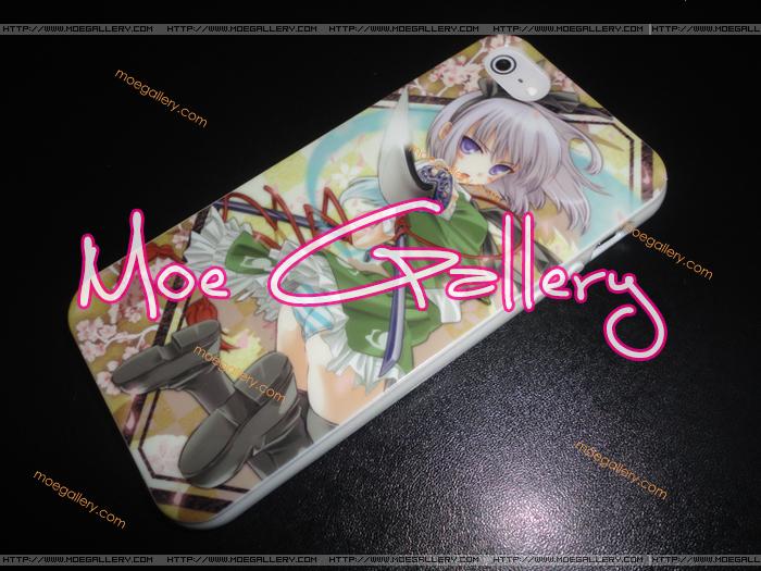 Touhou Project Youmu Konpaku iPhone 5 Case 01
