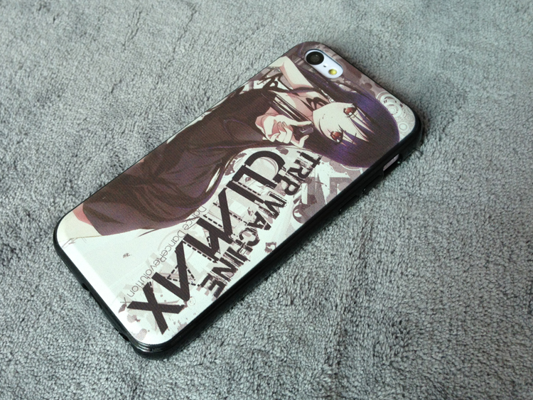 Accel World Black Lotus iphone 5 5s 5c Case