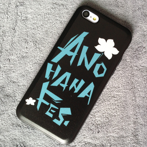 Anohana The Flower We Saw That Day iphone 5 5s 5c Case 02