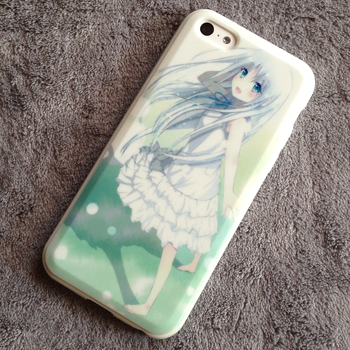 Anohana The Flower We Saw That Day iphone 5 5s 5c Case 03