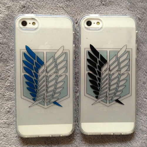 Attack On Titan Wings of Freedom iphone 5 5s 5c Case