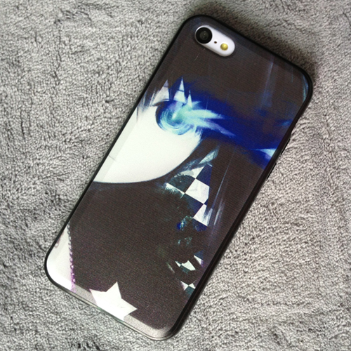 Black Rock Shooter iphone 5 5s 5c Case