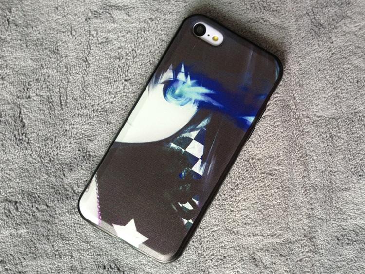 Black Rock Shooter iphone 5 5s 5c Case