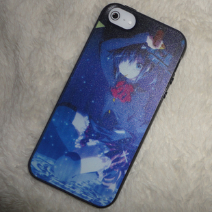 Chu-2 Rikka Takanashi iphone 5 5s 5c Case