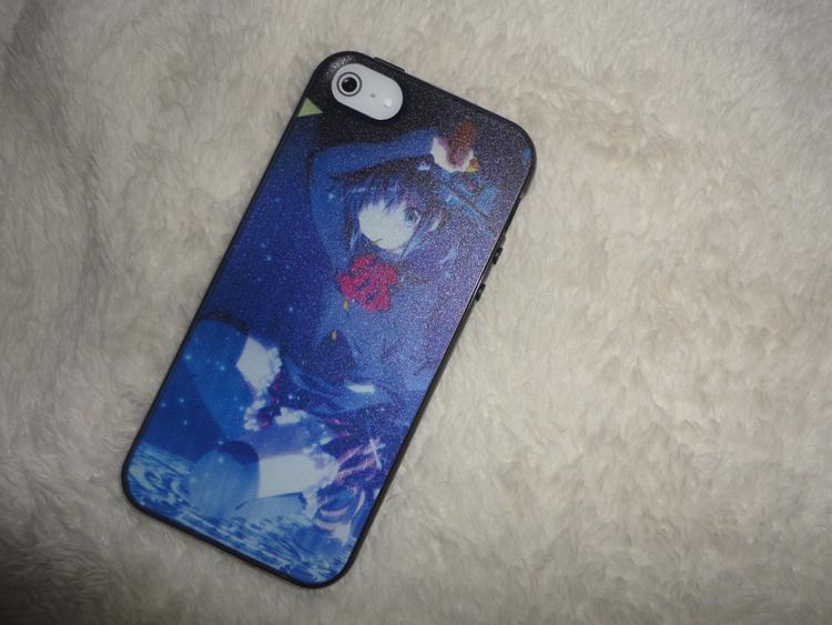 Chu-2 Rikka Takanashi iphone 5 5s 5c Case