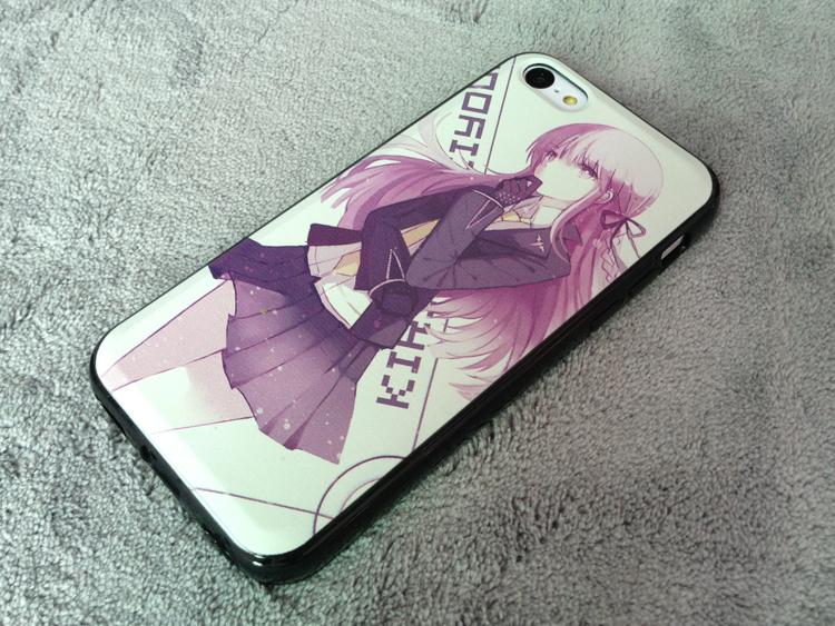Danganronpa Kyoko Kirigiri iphone 5 5s 5c Case