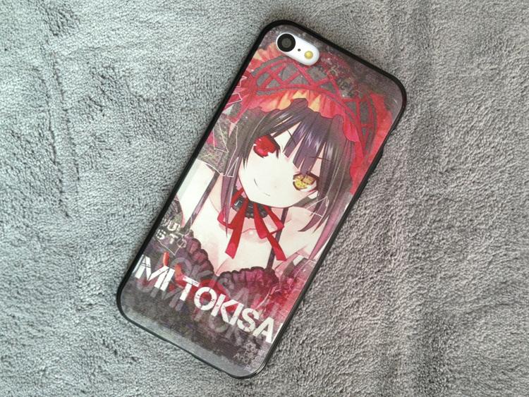 Date A Live Kurumi Tokisaki iphone 5 5s 5c Case