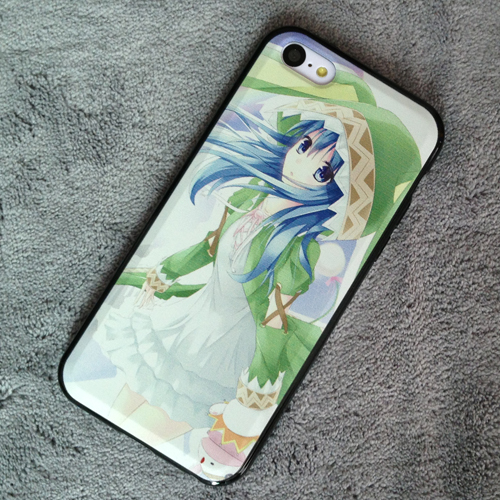 Date A Live Yoshino iphone 5 5s 5c Case 02