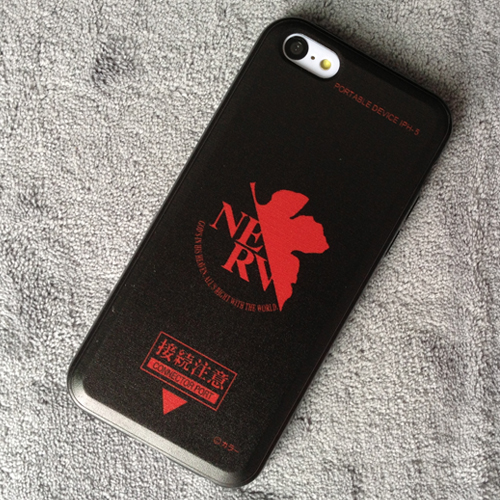 EVA Logo iphone 5 5s 5c Case