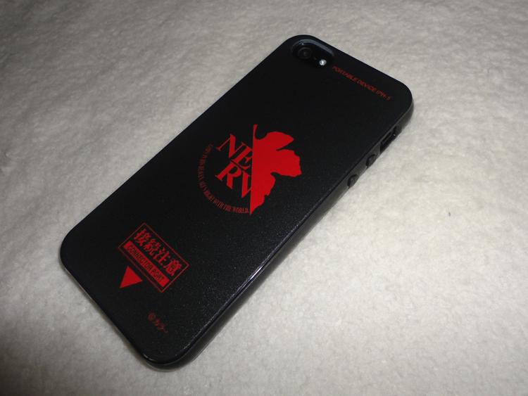 EVA Logo iphone 5 5s 5c Case
