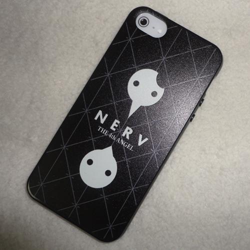 EVA Nerv iphone 5 5s 5c Case