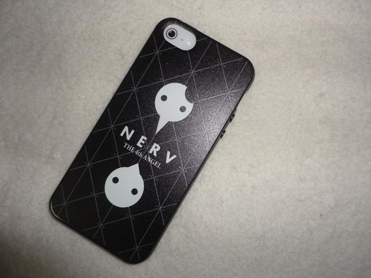 EVA Nerv iphone 5 5s 5c Case