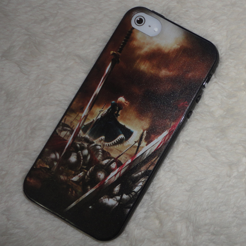 Fate Stay Night Fate Zero Saber iphone 5 5s 5c Case